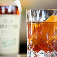 1897 Old Fashioned cocktail