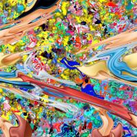 Cris Worley Fine Arts presents Ruben Nieto: Savoring Lichtenstein