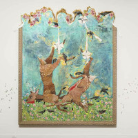 Ann Wood: Deathbeds