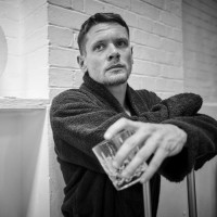 Jack O'Connell in rehearsals for Cat on a Hot Tin Roof