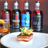 Brix And Ale & Balcones Distilling Whiskey Pairing Dinner
