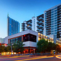 Amli downtown Austin apartment