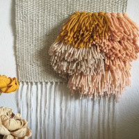 Boho Bling: Feathers + Crystals Weaving Workshop with Dréa Peters