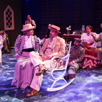 Austin Shakespeare presents The Seagull