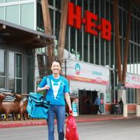HEB H-E-B Favor partnership