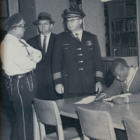 Hidden Figures in Civil Rights History: The Desegregation of Public Libraries in the Jim Crow South
