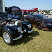 Park Place Dealerships presents Luxury & Supercar Showcase