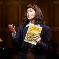Suzanne Vega in Alley Theatre's Lover Beloved