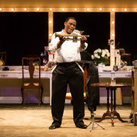 Alley Theatre presents Satchmo at the Waldorf