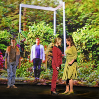 The Dallas Opera presents Sunken Garden