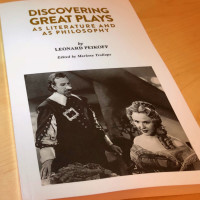 """Book Group: """"Discovering Great Plays"""""""