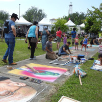 2nd Annual Artist Village at Willow Waterhole MusicFest