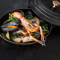 Emmaline Wood-Fired Cioppino Blanco