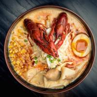 Ramen Tatsu-ya crawfish ramen