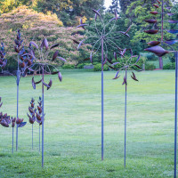 Lyman Whitaker: Wind Sculptures in Motion