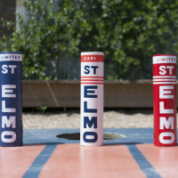 365: St Elmo Pint Glass Giveaway