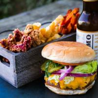 Earl Abel's SA burger