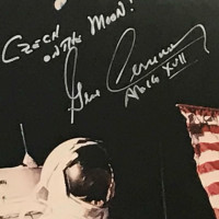 "Eugene Cernan: ""A Czech on the Moon"" opening reception"