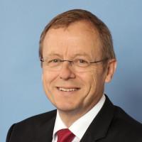 ESA Director General Johann-Dietrich Woerner