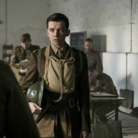 Asa Butterfield in Journey's End