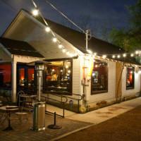 Justine's Brasserie in Austin