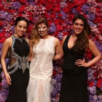Fort Worth Opera Gala 2018, Celeste Lanuza, Gaby Natale, Solange Merdinian