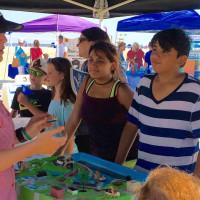 Artist Boat World Oceans Day Festival
