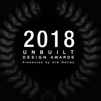 2018 Unbuilt Design Awards Gallery Show & Announcement Party