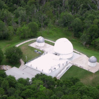 News_daytripper_George Observatory_observatory