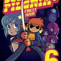 News_Scott Pilgrim's Finest Hour_comic book