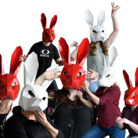 Dallas Theater Center presents White Rabbit Red Rabbit