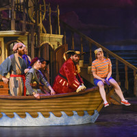 Dallas Children's Theater presents How I Became a Pirate