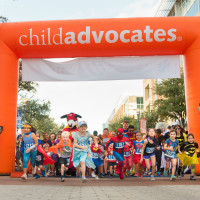 Child Advocates Superhero Run