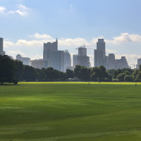 Zilker Park Austin parks