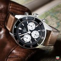 Tag Heuer Heritage Calibre Heuer 02 Automatic Chronograph watch