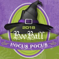 2018 Boo Ball
