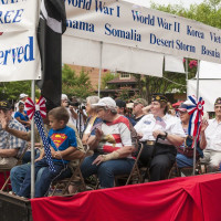 43rd Annual South Montgomery County 4th of July Parade