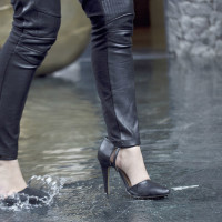 Come Heels or High Water