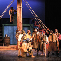Dallas Children's Theater presents Treasure Island Reimagined