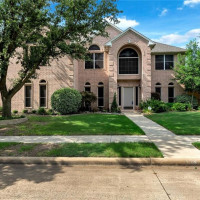 Fort Worth suburb Park Glen home for sale