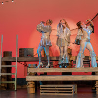 The Public Theater of San Antonio presents Mamma Mia!
