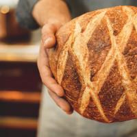 Bread Man Baking Company Country sourdough
