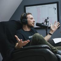 Dax Shepard from Armchair Expert podcast