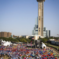American Heart Association presents Dallas Heart Walk