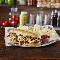 Texadelphia South Philly sandwich