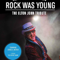 <i>Remember When Rock Was Young</i> - The Elton John Tribute Starring Craig A Meyer