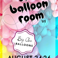 The Balloon Room POP UP Exhibit