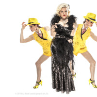 Cora Vette presents Dick Racy: A Burlesque Parody