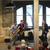 Musiqa Saxophone Quartet
