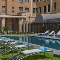 The Stoneleigh Hotel Pool